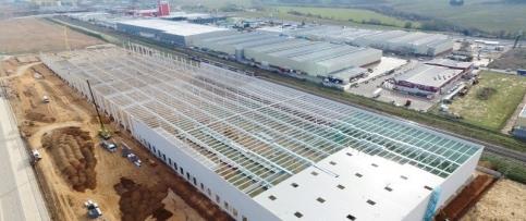 Una nueva empresa de producción aterrizará en Cabanillas con 500 empleos bajo el brazo