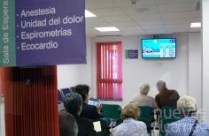 La Policía española se interesa por el Sistema Integral de Turnos, Avisos y Salas de Espera del SESCAM