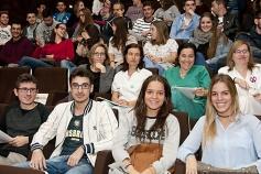 Más de 70 alumnos de Fisioterapia han comenzado sus prácticas en el centro del Área Integrada de Guadalajara