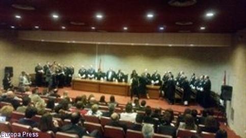 El presidente del Colegio de Abogados de Guadalajara, confiado en que el Palacio de Justicia estará en el 2019