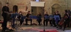 Un concierto del Grupo Orffeo pone fin a la temporada cultural en la iglesia de Santiago de Sigüenza