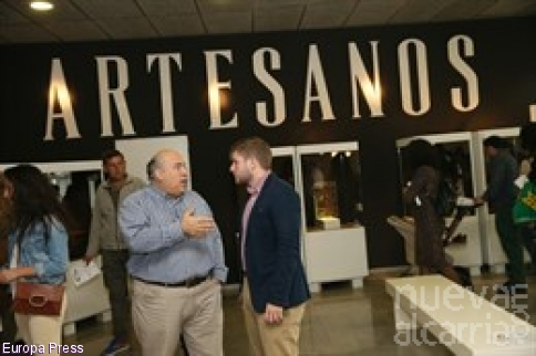 Hernando destaca el papel de los artesanos en los