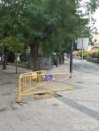Retiran los relojes termómetro de Guadalajara tras cuatro años sin contrato