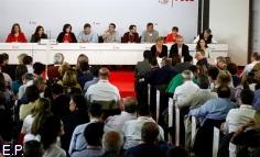 González Ramos, Cabañero y Pérez León, únicos votos en contra de la abstención a Rajoy entre los 13 socialistas de C-LM