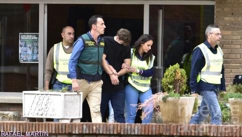 El juez pide extremar la seguridad para garantizar la integridad física del asesino confeso del crimen de Pioz