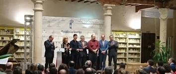 Tres bibliotecas la provincia reciben dos galardones en los I Premios de Excelencia en Bibliotecas