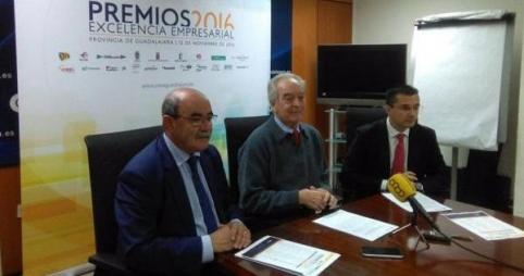 CEOE-Cepyme Guadalajara elige a Bormioli Rocco como Empresa del Año 2016