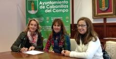El Ayuntamiento de Cabanillas aporta mil euros a un proyecto de Manos Unidas