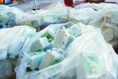 Apag-Coagral recibe un premio por la labor medioambiental en la recogida de envases agrarios