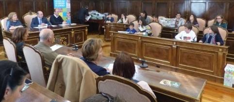 La Diputación organiza el II Foro Provincial por la Participación Infantil
