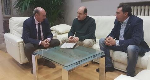 La Diputación amplía su ayuda a ACCEM para colaborar con los refugiados en Guadalajara