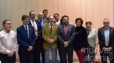 El Centro Segoviano celebra su día en Guadalajara con la entrega del Acueducto de Oro y de Plata
