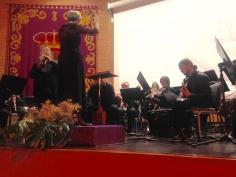 La Diputación rinde homenaje a Segundo Pastor con un concierto de la Banda Provincial