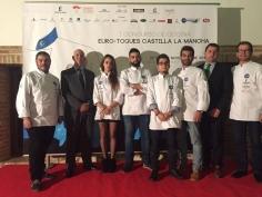 La Diputación apoya la gastronomía provincial en el concurso de Euro-Toques