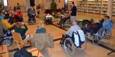 La Biblioteca Pública acoge un encuentro con la lectura