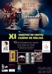 Molina de Aragón celebra el 10 de diciembre la XI Muestra de Cortos