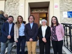 Alberto Merchante toma posesión como alcalde de Albalate de Zorita