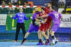 El Quabit logra una gran victoria frente al Bada Huesca (32-23)