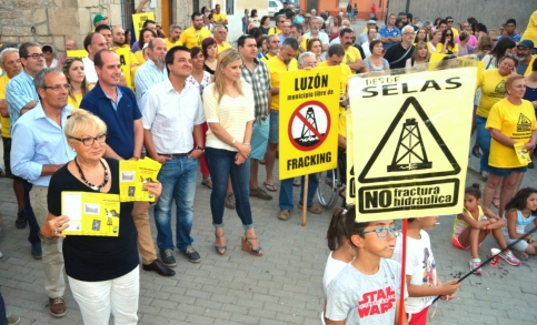 Rojo recuerda que el proyecto de ley contra el fracking es de
