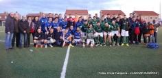 El Marchamalo se proclama campeón de la Copa Diputación de Fútbol 11