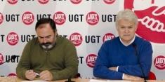 CCOO y UGT animan a la participación en la movilización convocada en Guadalajara este jueves