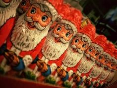 La difícil tarea de escapar de la Navidad