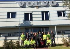 Volvo cumple 20 años de su instalación en Azuqueca