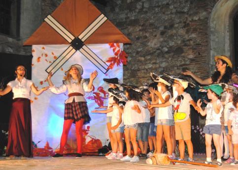 Una veintena de actividades han conmemorado el cuarto centenario de la muerte de Cervantes en la provincia