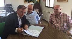 Cabanillas y Driebes se adhirieron en 2016 al convenio ORBE