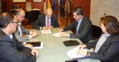 El Gobierno regional y Mercadona se unen para la rápida comunicación de alertas sanitarias