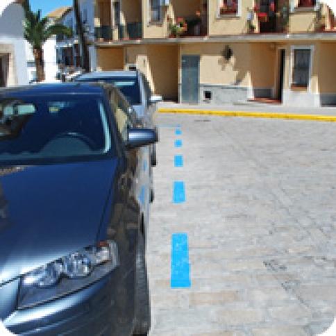 Bip&Drive ofrece el pago en parquímetros con vía T desde móvil en Guadalajara