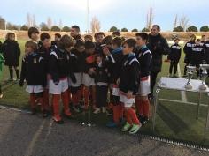 El III Torneo de Fútbol Solidario de Alovera cuenta con una gran participación