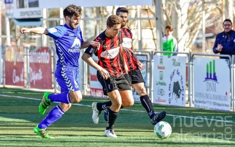 Javi Heranz baja los humos al Villarrobledo