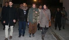 Page y Blanco muestran su satisfacción por la liberación en Afganistán de Juan Carlos Real