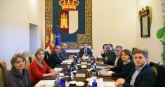 El Consejo de Gobierno toma conocimiento del Plan Integral de Garantías Ciudadanas en su reunión de este lunes