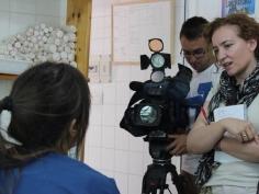 Una periodista guadalajareña presenta en Fitur el documental