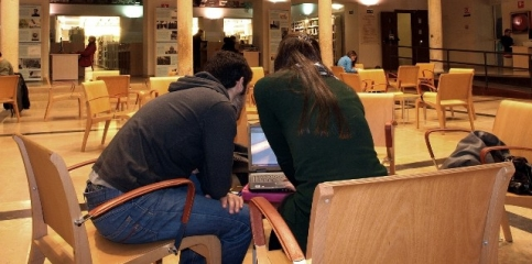 La biblioteca de Guadalajara apuesta por los idiomas y pone en marcha dos cursos de inglés para desempleados