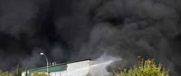 El juzgado pide más de siete millones de fianza a los investigados por el incendio de Chiloeches