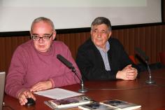 Aurelio García presenta en la biblioteca de Guadalajara su último libro