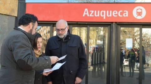 Azuqueca reclama mejoras en las Cercanías de Renfe que siguen acumulando retrasos