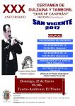 El certamen José María Canfrán llega a su trigésima edición