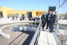 El Gobierno regional aprueba la contratación de mejoras en la EDAR de Molina de Aragón por valor de 328.000 euros