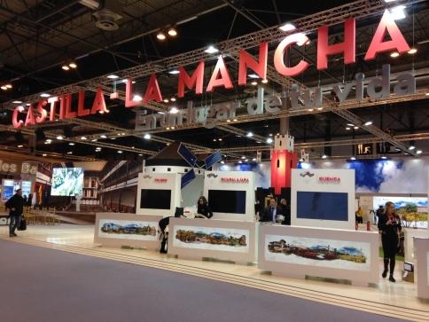Más de 100.000 personas han visitado el stand de Castilla-La Mancha, según los datos de la Junta