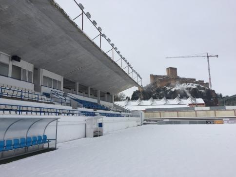El Deportivo Guadalajara quiere jugar el aplazado de Almansa el Jueves Santo