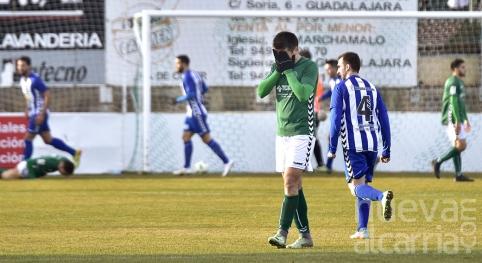 El Talavera ningunea al Marchamalo (0-6)