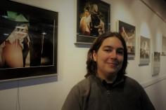 María Useros detiene el tiempo en la exposición 'Detalles de tradición', en Valdeluz