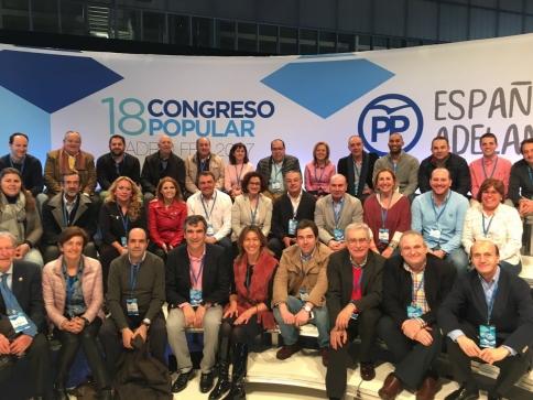 Antonio Román, secretario Ejecutivo de Política Local en el nuevo organigrama del PP