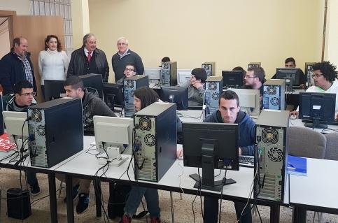 El Gobierno regional pone en marcha nueve acciones formativas nuevas en Guadalajara a través del Plan de Garantía Juvenil