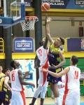 El Lujisa Guadalajara destroza al Lanzarote en un gran tercer cuarto
