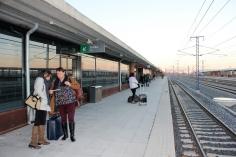 Yebes quiere que su estación de AVE tenga los mismos servicios que los de otras capitales